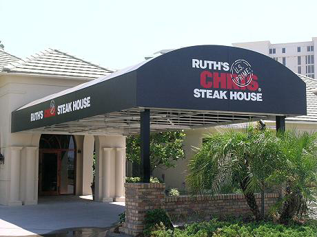 Welcome To Ruth S Chris Steak House In Destin Florida